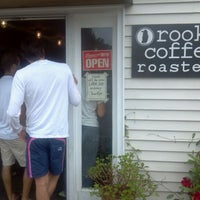 Photo taken at Rook Coffee by Christine M. on 9/5/2011