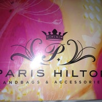 Photo taken at Paris Hilton Handbags & Accessories by i7mood on 8/8/2012
