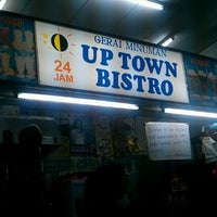 Photo taken at Uptown Bistro by jojo a. on 10/9/2011