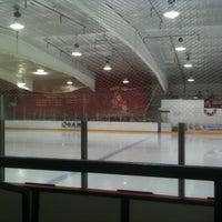 Photo taken at Oceanside Ice Arena by Miranda H. on 12/3/2011