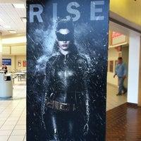 Photo taken at Regal Cinemas Arnot Mall 10 by Elizabeth C. on 7/20/2012