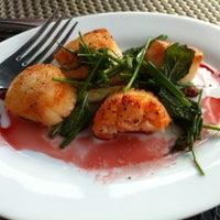 Photo taken at Luca's Mediterranean Cafe by Amanda G. on 6/15/2012