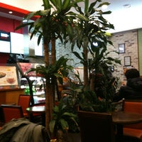 Photo taken at Quiznos Sub by 월덴지기 on 2/20/2011