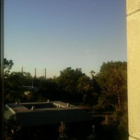 Photo taken at John C. Pace Library at University of West Florida (UWF) by Dani M. on 10/1/2011