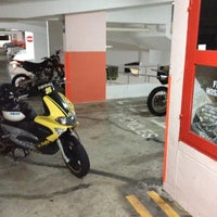 Photo taken at Multi-Storey Parking @ Blk 621A by Seypul A. on 2/24/2012
