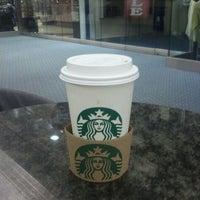 Photo taken at Starbucks by Javier F. on 9/15/2011