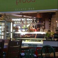 Photo taken at Piada Gelato Bar by AL on 9/19/2011
