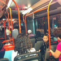 Photo taken at SMRT Buses: Bus 190 by Pingyuan C. on 2/2/2011