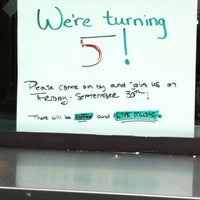 Photo taken at Starbucks by Kim H. on 9/27/2011