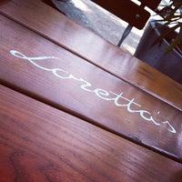 Das Foto wurde bei Loretta's von Maria H. am 9/9/2012 aufgenommen