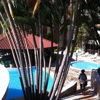 Photo taken at Hotel Vilage Inn by Takeshi N. on 7/10/2011