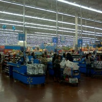 Photo taken at Walmart Supercenter by Vladimir T. on 10/3/2011