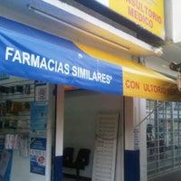 Photo taken at Farmacias Similares by CARLOS A. on 11/8/2011