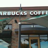 Photo taken at Starbucks by Bryan G. on 10/15/2011