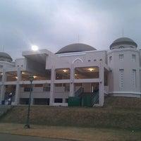Photo taken at Masjid Nur Asmaul Husna by Aan K. on 9/3/2011