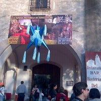 Photo taken at Hosteria Del Convento by Zeus S. on 12/18/2011