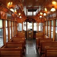 Photo taken at TECO Line Streetcar - Dick Greco Transportation Center by Ken E J. on 2/15/2012