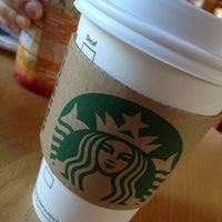 Photo taken at Starbucks by Hayato F. on 3/10/2012