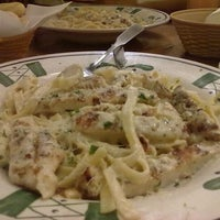 Photo taken at Olive Garden by Christian L. on 7/10/2012