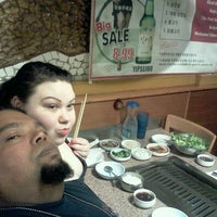 Photo taken at Guirim Korean BBQ by Gypsy B. on 4/5/2012