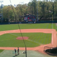 Photo taken at Foley Field by Greg L. on 3/20/2012
