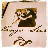 Photo taken at Tango Sur by Jennifer M. on 4/8/2012