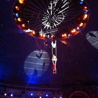 Снимок сделан в Національний цирк України / National circus of Ukraine пользователем Victoria . 3/11/2012