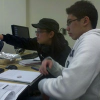Photo taken at Electrical and Computer Engineering Building by Alex C. on 11/7/2011