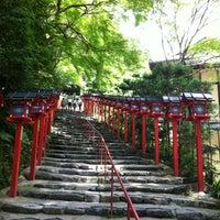 7/10/2012にyayoi_ 3.が貴船神社で撮った写真