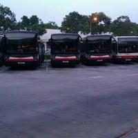 Photo taken at Yishun Temporary Bus Interchange by Evonne T. on 9/3/2011