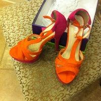 Photo taken at T.Georgiano's Shoe Salon by Carissa G. on 8/23/2012