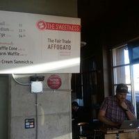 Photo taken at The Sweetness by Taste It T. on 1/8/2012