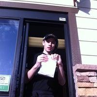 Photo taken at Burger Claim by Chris R. on 10/11/2011