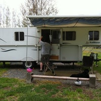 Photo taken at Yakima Rv Park by Stephanie B. on 5/14/2011