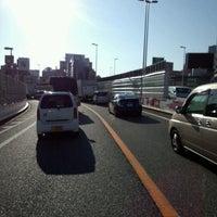 Photo taken at 阪神高速 湊町PA by shinpapa on 8/8/2012