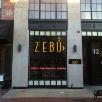Photo taken at Zebu Forno by Jeff B. on 6/16/2012