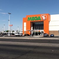 Photo taken at Mega Comercial Mexicana by Marcos Paulo G. on 8/12/2011