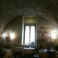 Foto diambil di Locanda dell'Antica Giasera oleh Andrea S. pada 10/30/2011