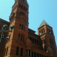 Photo taken at Bexar County Courthouse by Jose Alberto C. on 8/11/2012