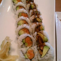 Photo taken at R. Rice Wok Grill Sushi by Zach S. on 1/25/2012