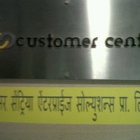Photo taken at Customer Centria by Meenakshi S. on 9/9/2011