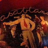 Photo taken at Casablanca Cafe by Iwan K. on 7/6/2012