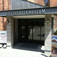 Photo taken at Sapporo Beer Museum by kk m. on 4/30/2012