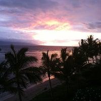Photo taken at Lahaina Shores Beach Resort by Debi G. on 6/14/2012