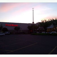 Photo taken at Fred Meyer by Christopher B. on 5/29/2011