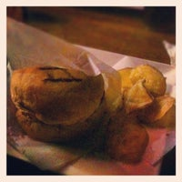 Photo taken at Big Better Burgers by Kris B. on 3/29/2012