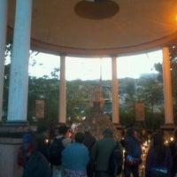 Photo taken at Iglesia De Andacollo by Claudio Q. on 12/26/2011