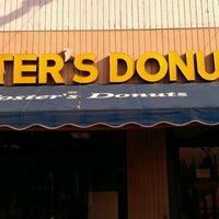 Photo taken at Fosters Donuts by Joe B. on 12/24/2011
