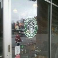 Photo taken at Starbucks by Babs on 1/23/2012