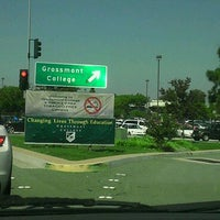 Photo taken at Grossmont College by Karen S. on 9/27/2011
